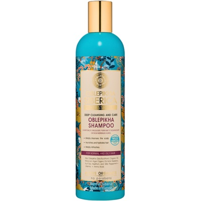 Deep Cleanse Clarifying Shampoo For Normal To Oily Hair
