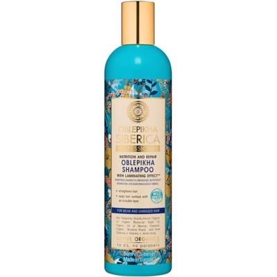 Shampoo für schwaches und strapaziertes Haar