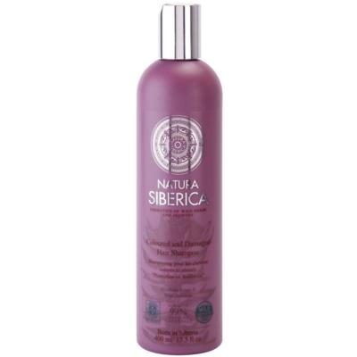 šampon pro barvené a poškozené vlasy