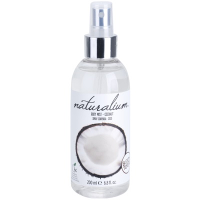 Naturalium Fruit Pleasure Coconut erfrischendes Bodyspray