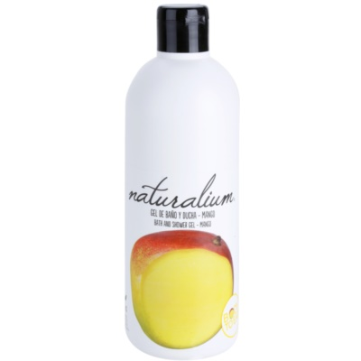 Naturalium Fruit Pleasure Mango gel de douche nourrissant