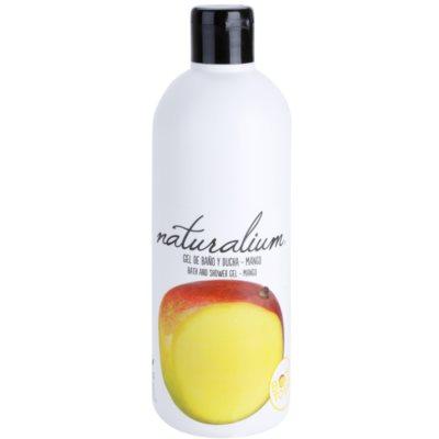 Naturalium Fruit Pleasure Mango vyživující sprchový gel