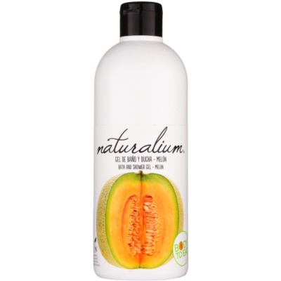 Naturalium Fruit Pleasure Melon поживний гель для душу