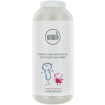 2in1 Shampoo and Cleansing Gel For Children From Birth