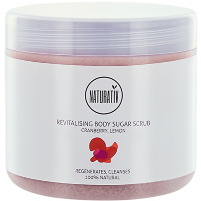 Sugar Scrub For Body