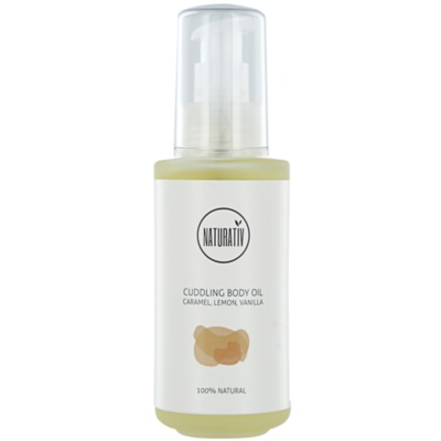 Body Oil With Moisturizing Effect
