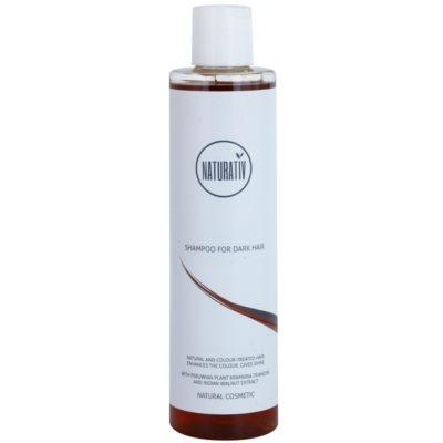naturalny szampon dla podkreślenia koloru włosów