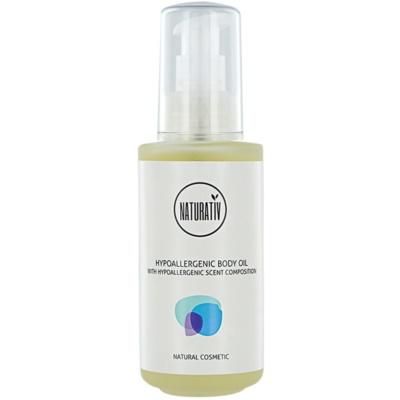 tělový a masážní olej s hydratačním účinkem