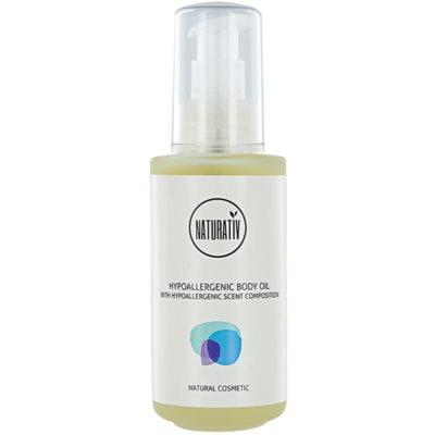 telový a masážny olej s hydratačným účinkom