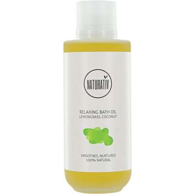 Bath Oil For Hydrating And Firming Skin