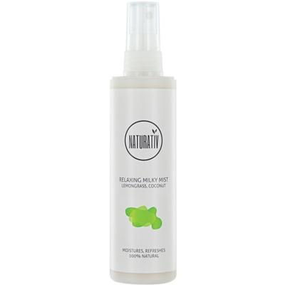 mléčná mlha pro hydrataci a vyhlazení pokožky