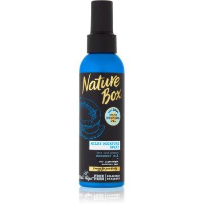 hydratační sprej na vlasy