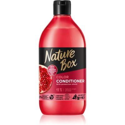 après-shampoing nourrissant en profondeur protection de couleur