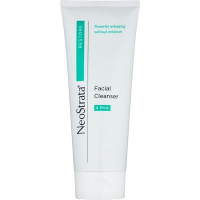 gel limpiador para el rostro