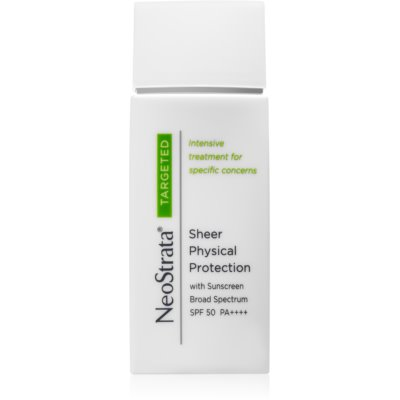 NeoStrata Targeted Treatment mineralni zaštitni fluid za lice SPF 50