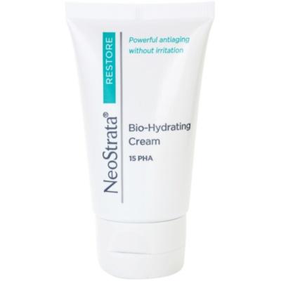 crema regeneradora con efecto humectante