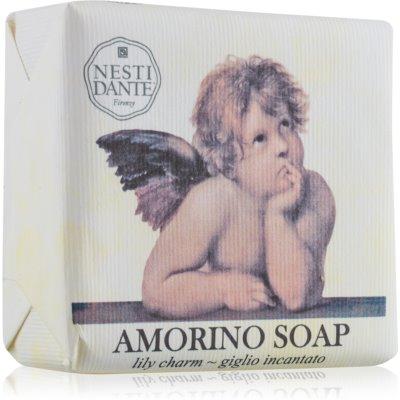 Nesti Dante Amorino Lily Charm Bar Soap