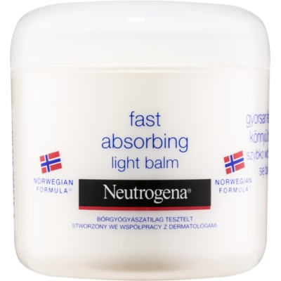 Fast Absorbing Body Balm