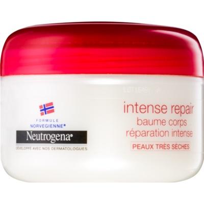 Neutrogena Norwegian Formula® Intense Repair Интензивен възстановяващ балсам за тяло за много суха кожа