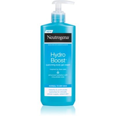 Neutrogena Hydro Boost® Body creme corporal hidratante