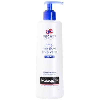 Feuchtigkeitsspendende Bodymilk mit Tiefenwirkung für trockene Haut