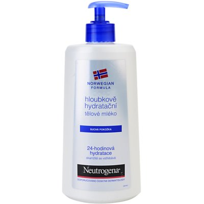 Neutrogena Norwegian Formula® Deep Moisture Deep Moisturizing Body Lotion For Dry Skin