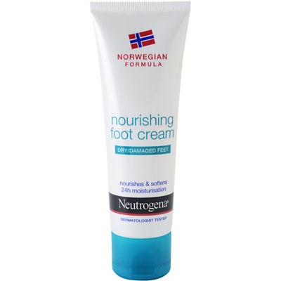 Neutrogena Norwegian Formula® Ultra Nourishing подхранващ крем за крака