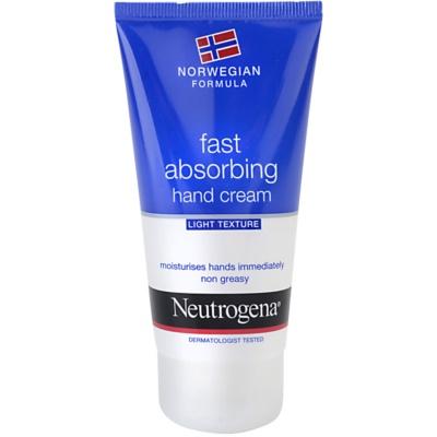 crema de manos rápida absorción