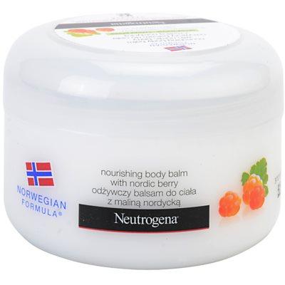 Neutrogena NordicBerry nährender Körperbalsam für trockene Haut