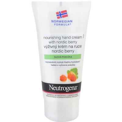 Neutrogena NordicBerry hranilna krema za roke