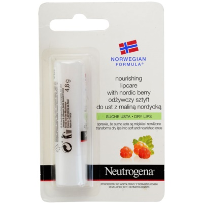 Neutrogena NordicBerry Lip Balm