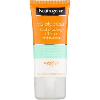 Neutrogena Visibly Clear Spot Proofing creme hidratante não oleoso