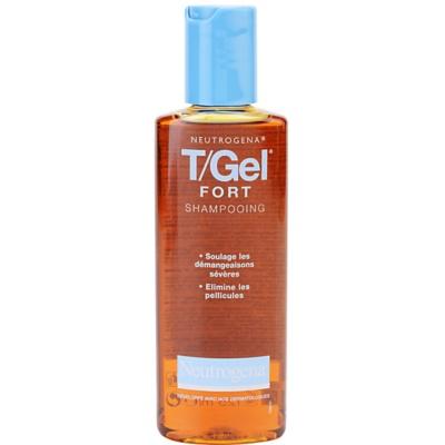 Neutrogena T/Gel Forte šampon protiv peruti za suho vlasište i svrbež