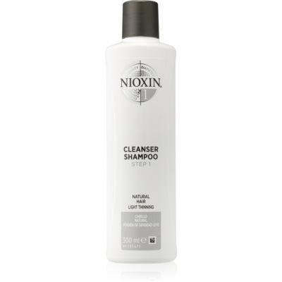 tisztító sampon vékonyszálú és normál hajra