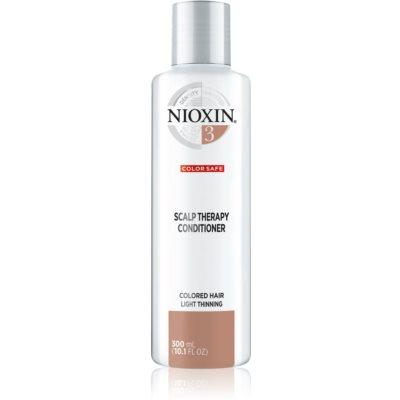 hydratační a vyživující kondicionér pro snadné rozčesání vlasů