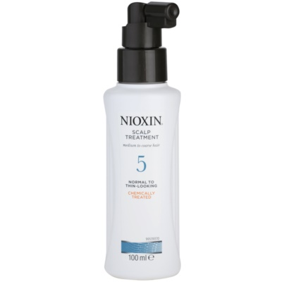 ošetření pokožky pro mírné řídnutí normálních až silných, přírodních i chemicky ošetřených vlasů