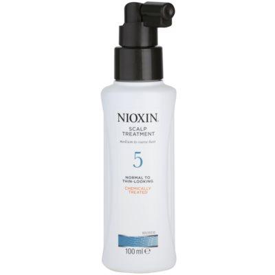 zdravljenje kože za rahlo redčenje normalnih do močnih naravnih in kemično obdelanih las