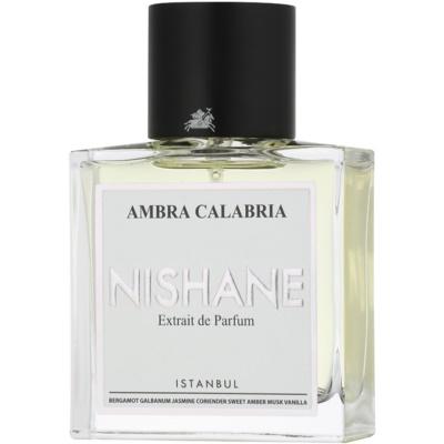 Nishane Ambra Calabria parfumski ekstrakt uniseks