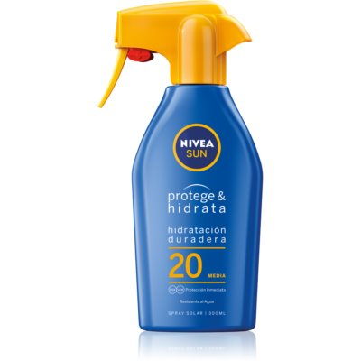 Nivea Sun Protect & Moisture Hydraterende Bruinings Spray  SPF 20