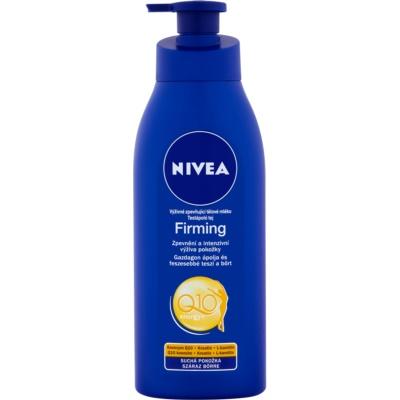 spevňujúce telové mlieko pre suchú pokožku