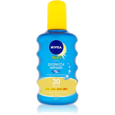Nivea Sun Protect & Refresh spray solar SPF 30