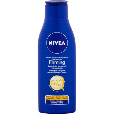 Nivea Q10 Plus mlijeko za učvršćivanje tijela za suhu kožu