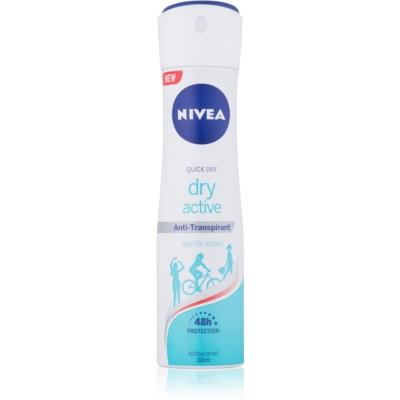 spray anti-perspirant