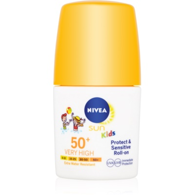 Nivea Sun Kids latte abbronzante per bambini roll-on