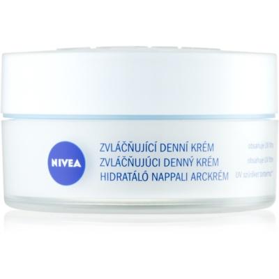 crema de día suavizante para pieles normales y mixtas