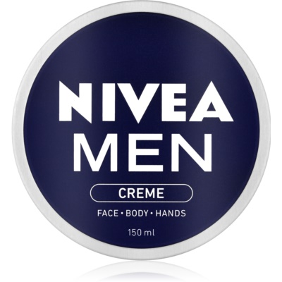 Nivea Men Original Universal Cream For Face, Hands And Body