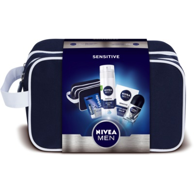 Nivea Men Sensitive lote cosmético XI.