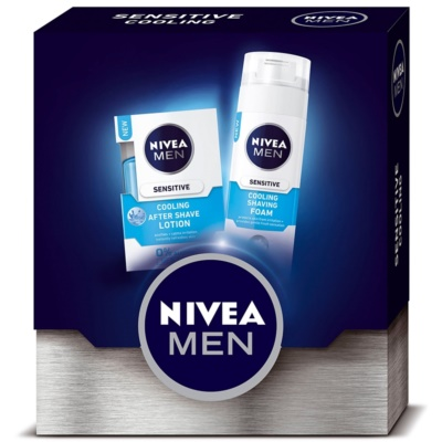Nivea Sensitive Cooling kozmetika szett III.