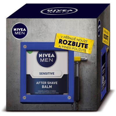 Nivea Men Active Clean coffret III.