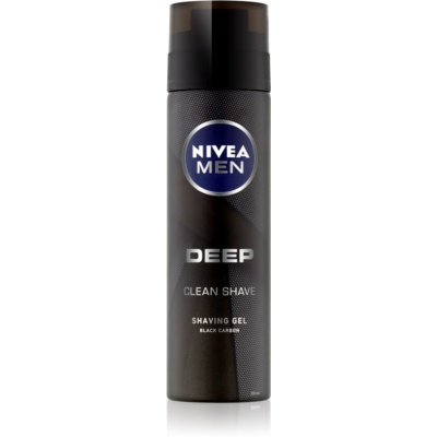 Nivea Men Deep gel de afeitar